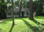 Home For Rent - Tallahassee Florida - Front
