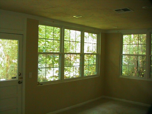 Home For Rent - Tallahassee Florida - Sun Room